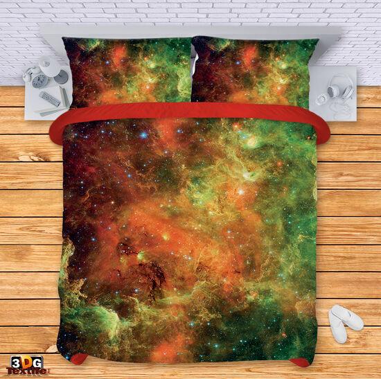 Спално бельо Галактика 1