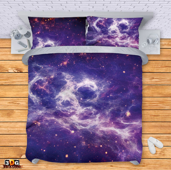 Спално бельо Галактика 12
