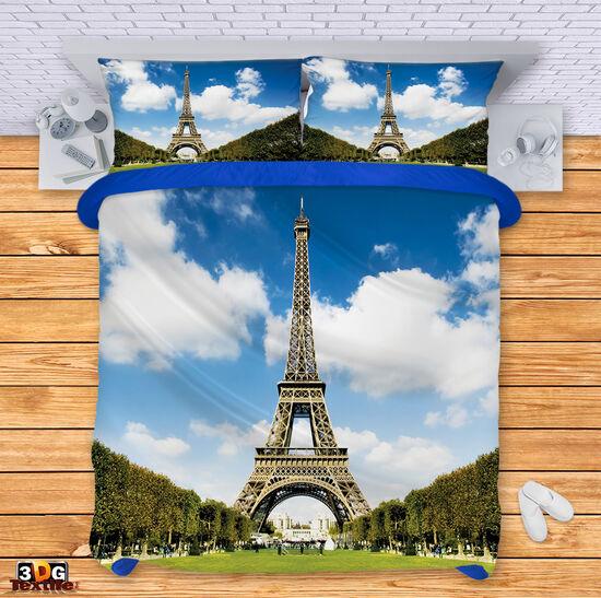 Спално бельо Париж 2
