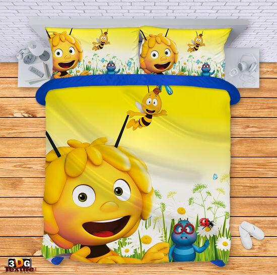 Спално бельо Пчеличката Мая