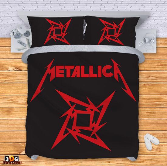 Спално бельо Металика