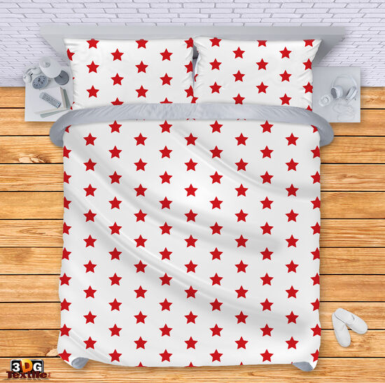 Спално бельо Бяла Звезда