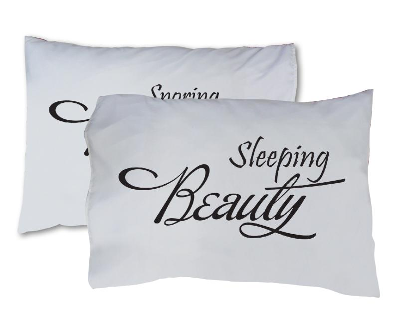 Калъфки Спящи Красавица и Звяр