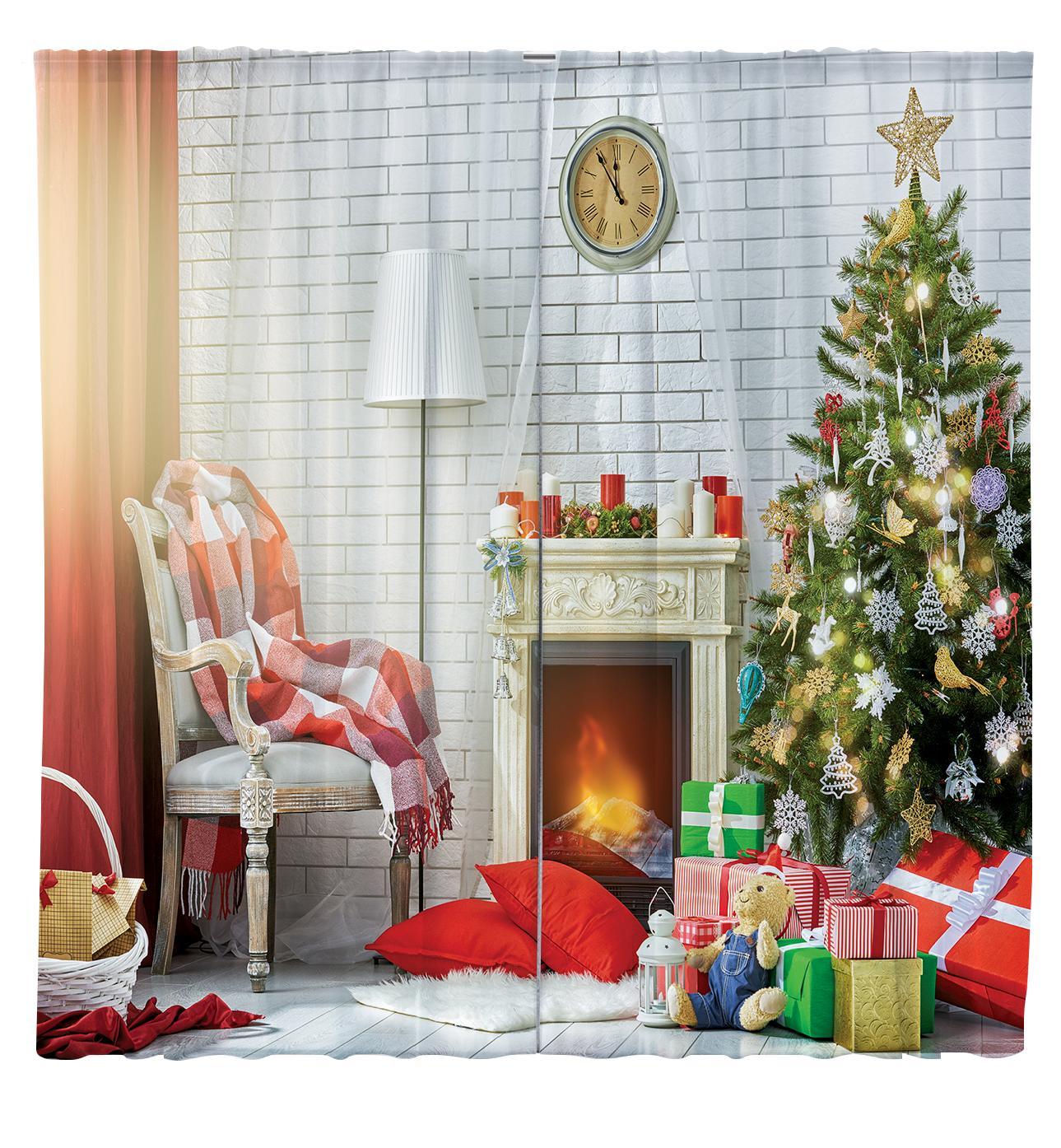 Завеси Коледа