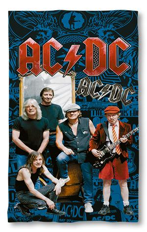 Хавлиени кърпи AC/DC 2