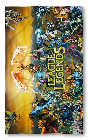 Хавлиени кърпи Лигата на Легендите