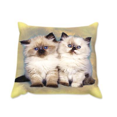Възглавница Сиамски котета