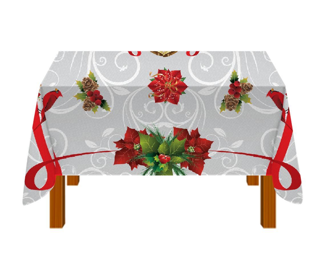 Покривка Ретро Коледа