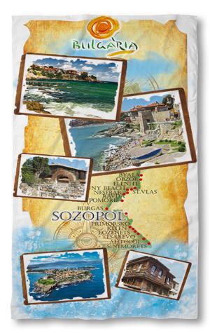 Хавлиени кърпи Созопол