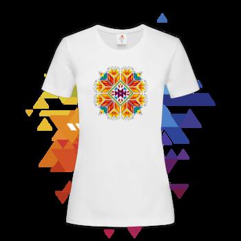 Дамска Тениска Шевица 3
