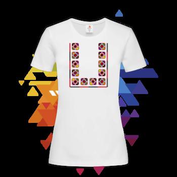 Дамска Тениска Шевица 4