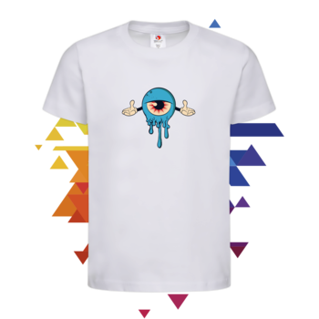 Детска Тениска Око