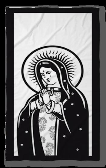 Хавлиена кърпа Богородица