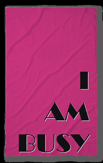 Хавлиена кърпа АиЕмБъззи