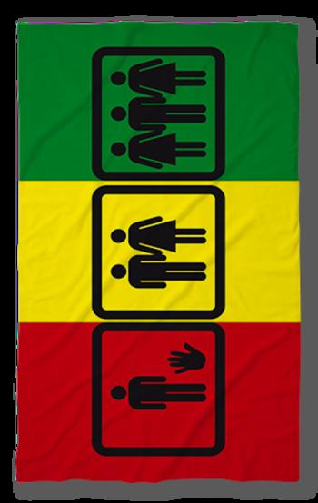 Хавлиена кърпа Ямайка