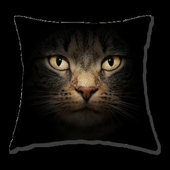 Възглавница Черна Котка