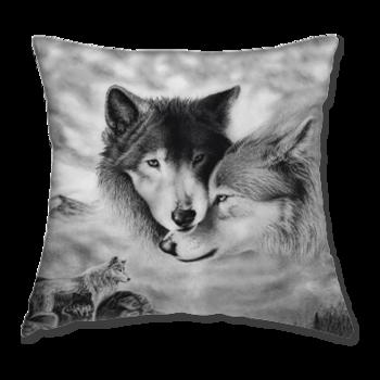 Възглавница Полярни Вълци