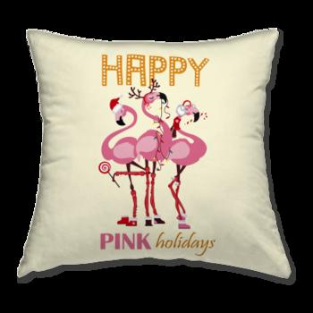 Възглавница Розово Фламинго