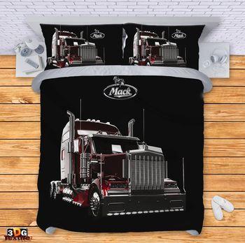 Спално бельо Камион МАК