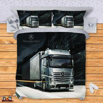 Спално бельо  Камион Мерцедес