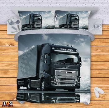 Спално бельо Камион Волво