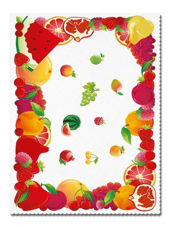 Покривка Плодове