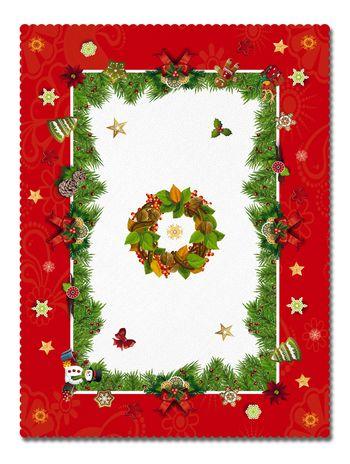 Покривка Коледна приказка