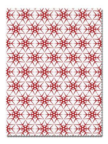 Покривка Бели Снежинки