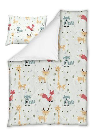 Бебешки спален комплект Животни