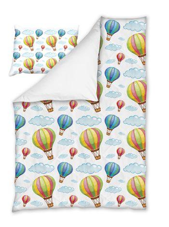 Бебешки спален комплект Балони