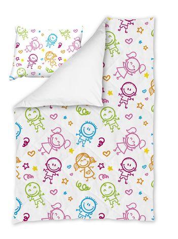 Бебешки спален комплект Весело детство