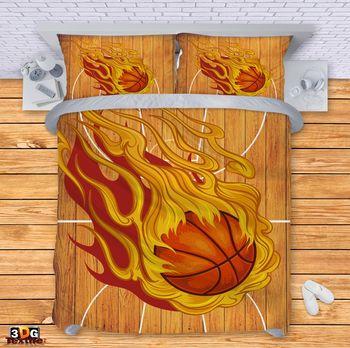 Спално бельо Баскетбол