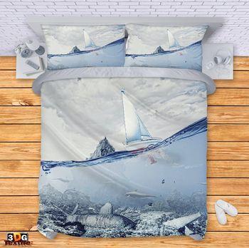 Спално бельо Морско дъно