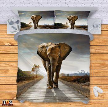 Спално бельо Слон