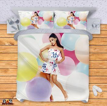 Спално бельо Ариана Гранде балони