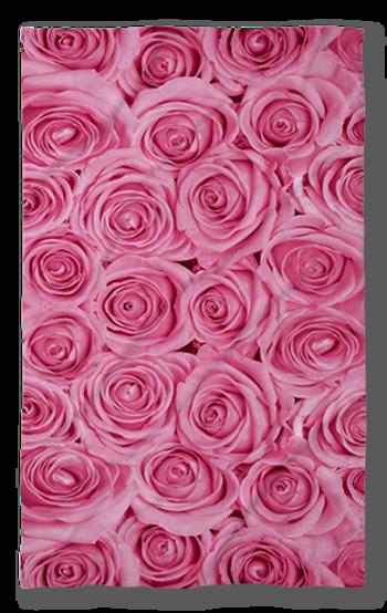 Хавлиена кърпа 8ми Март Розови Рози
