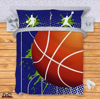 Спално бельо Баскетбол 2