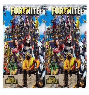 Завеси Фортнайт Fortnite
