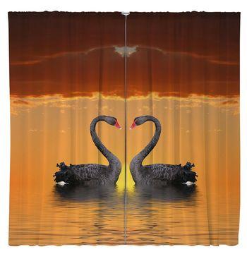 Завеси Лебеди
