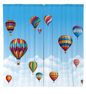 Завеси Балони