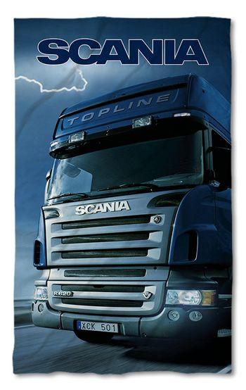 Хавлиена кърпа Scania Скания