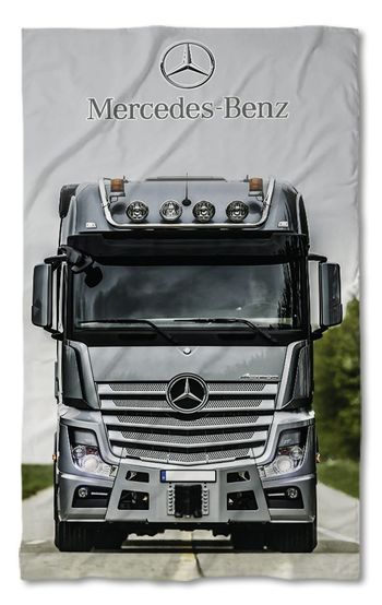 Хавлиена кърпа Мерцедес камион
