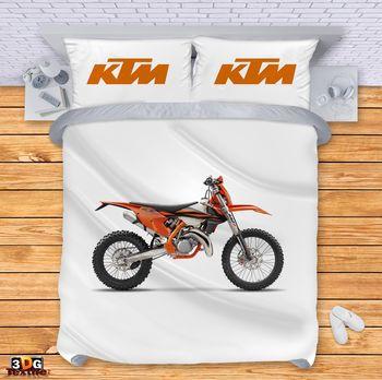 Спално бельо KTM 2