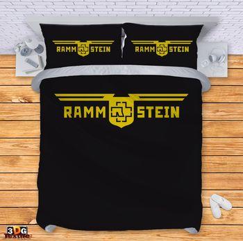 Спално бельо  Рамщайн Rammstein