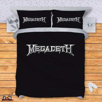 Спално бельо Мегадет Megadeth