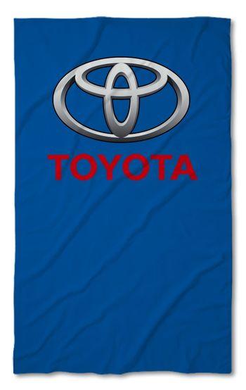 Хавлиена кърпа Тойота