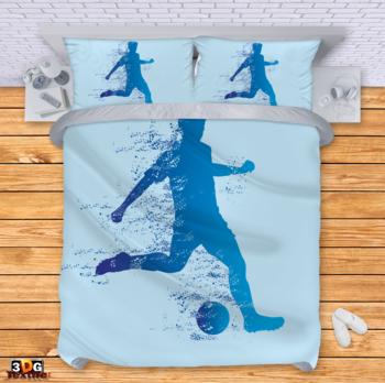 Спално бельо Футболист 2