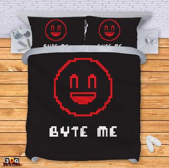 Спално бельо Byte Me