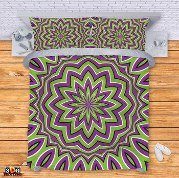 Спално бельо Геометрия