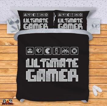 Спално бельо Геймър Gamer